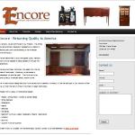Encore Custom Furniture | encorecustomfurniture.com